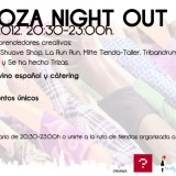 Festival MadeinZGZ: I Zaragoza Night Out, 26 de octubre
