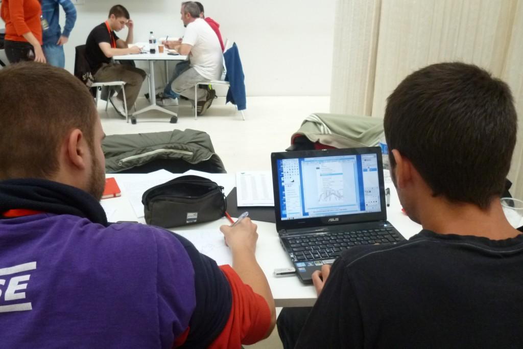 Countdown Design trabajando en equipos multidisciplinares