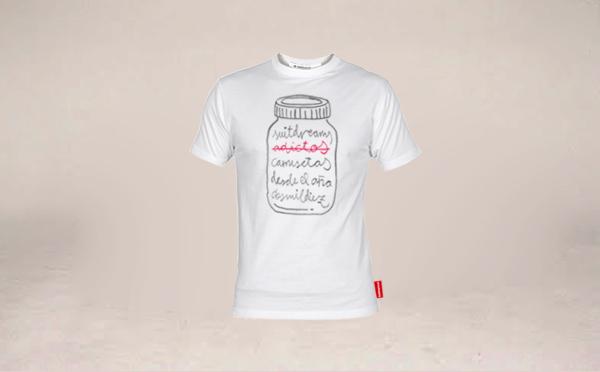 Suitdreams, camisetas desde 2010