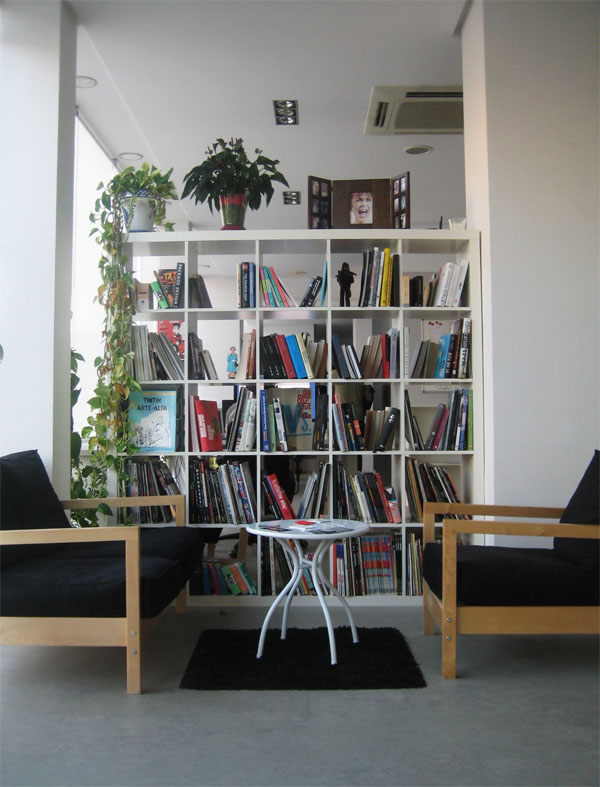 Diseño de interiores madeinzgz: el estilo de Superespacio - Made in ...