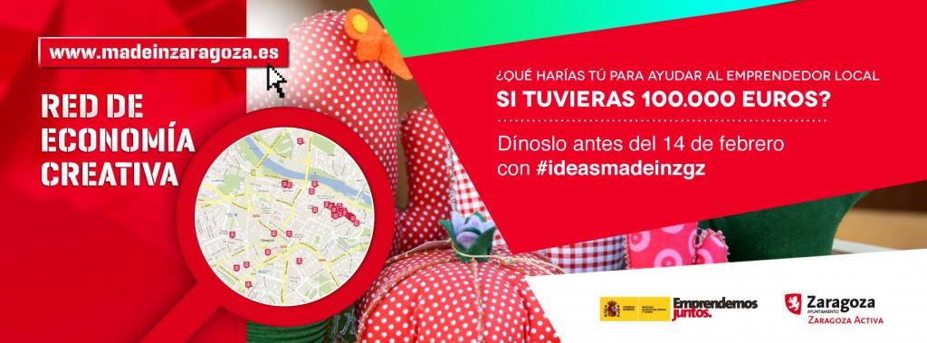 Premio Europeo Made in Zaragoza