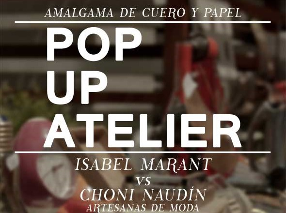Cartel Pop Up Atelier