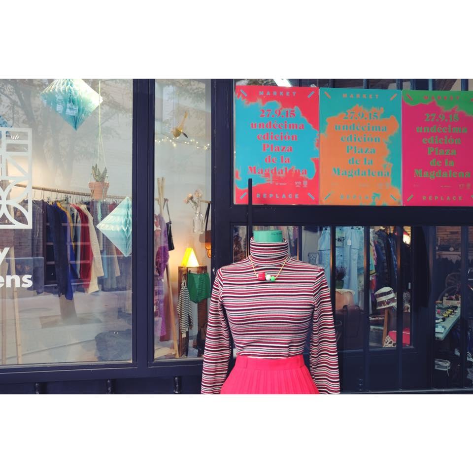 Tiendas de ropa vintage y de segunda mano en zaragoza for Muebles de segunda mano en zaragoza