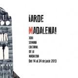¡Arde Madalena!, semana cultural del barrio de la Madalena
