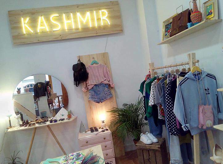 Tiendas de ropa vintage y de segunda mano en zaragoza for Decoracion de negocios de ropa