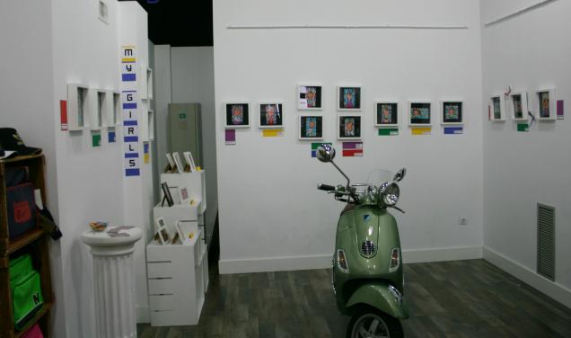 Canalla Exposicion Jorge Mur