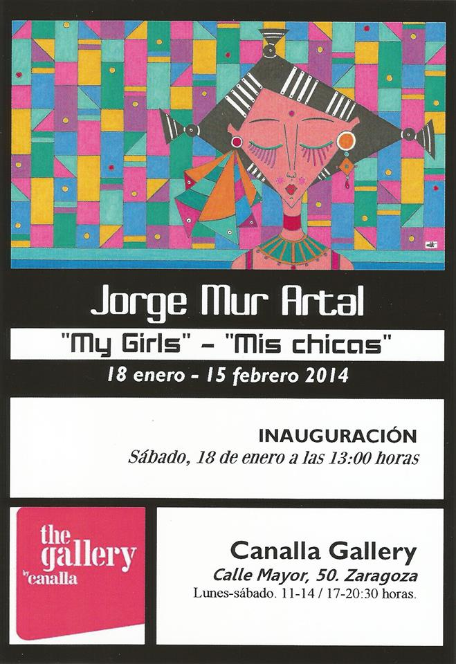 canalla gallery my girls