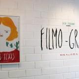 Coco Escribano y su exposición Filmo-Gráfica en LaSala