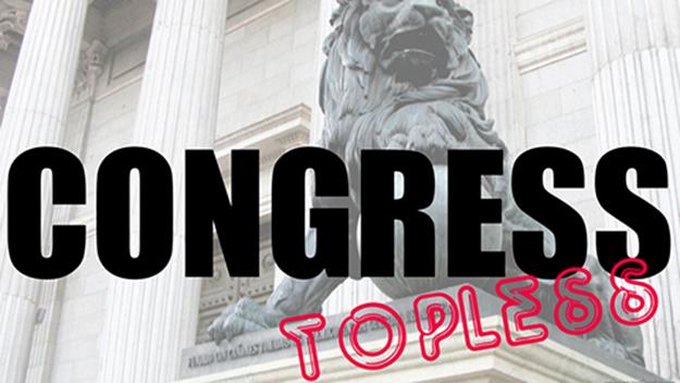 Congress Topless, 2014