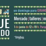 PEQUE-MERCADO, un domingo para GRANDES Y PEQUEÑOS
