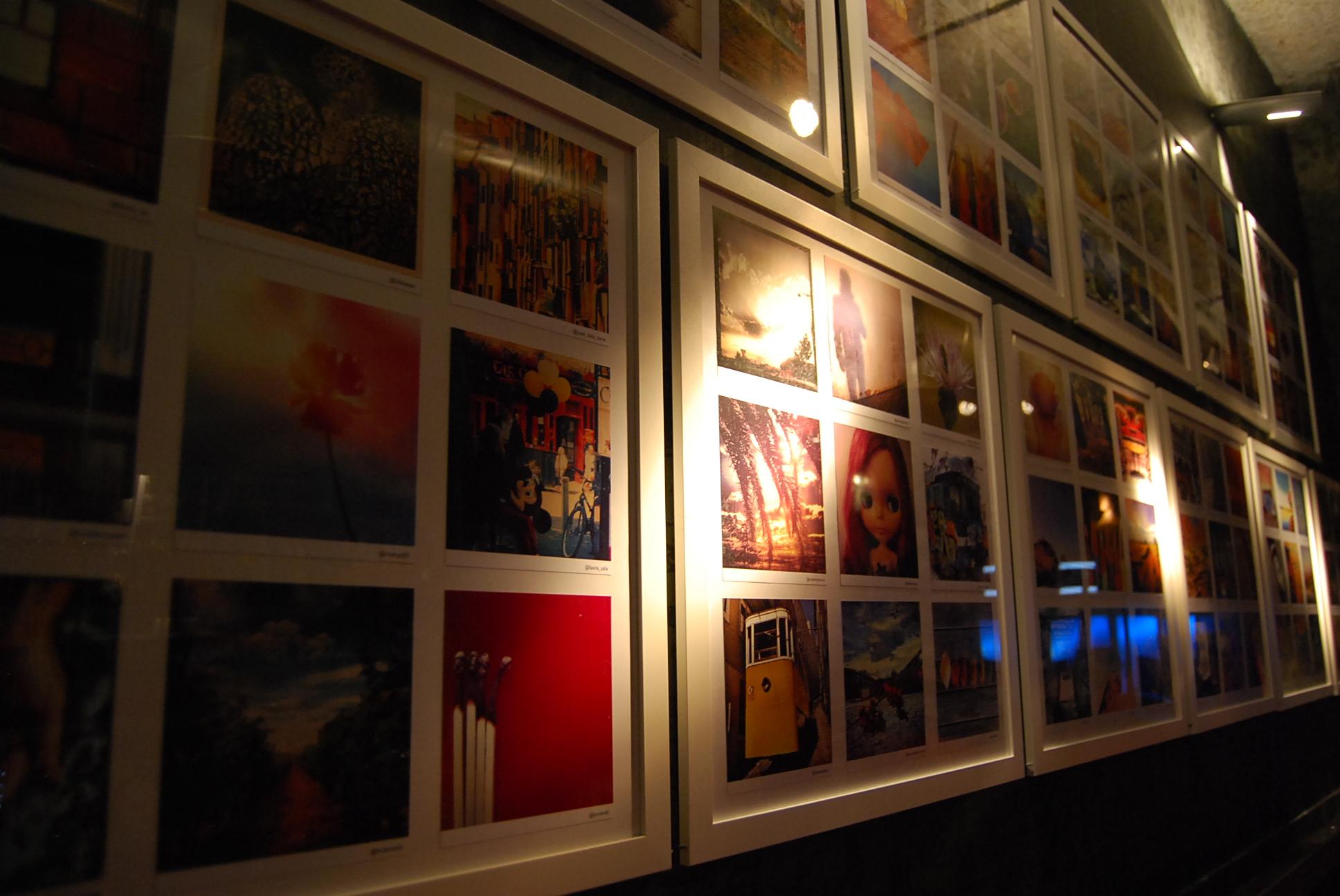Exposición de Instagram Mantis Gallery