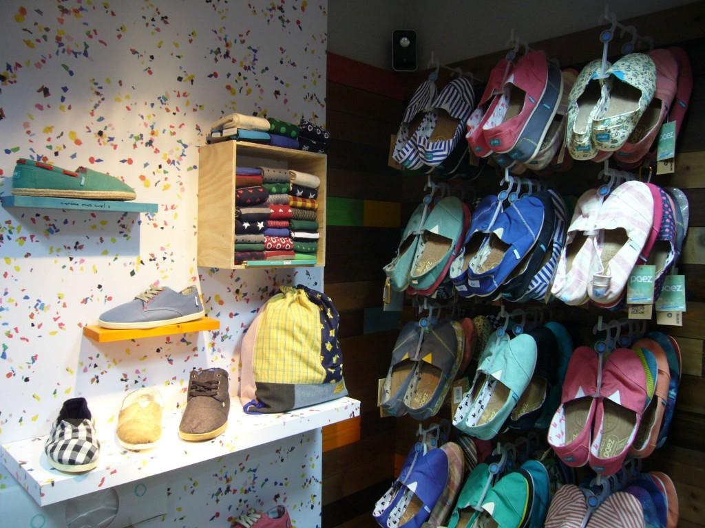 Paez Store en Zaragoza