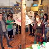 Plasma tu creatividad con decoupage en el Centro de Reciclaje Pétula Plas
