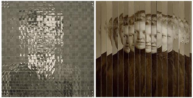 Collages de Susana Blasco