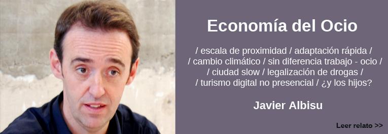 Relato sobre la Economia del Ocio de la Zaragoza del futuro