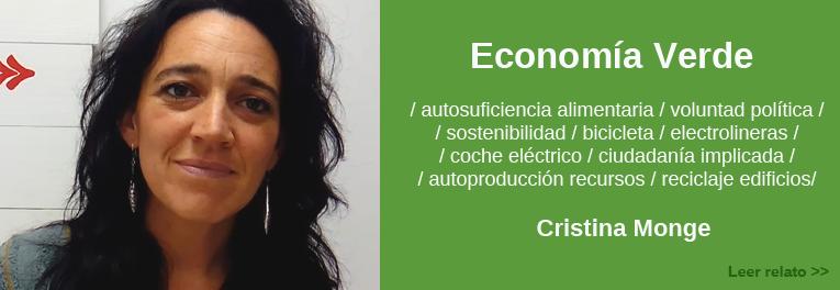 Relato sobre la ciudad verde del futuro por Cristina Monge
