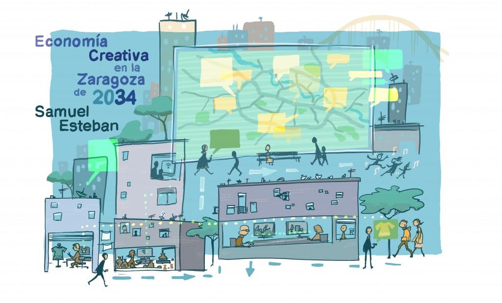Economia creativa en Zaragoza