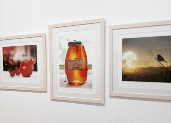 """Exposición """"Digital al cuadrado"""" de Jaime Sanjuan, en el IACC Pablo Serrano"""