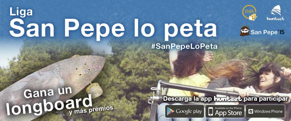Liga en Hunteet San Pepe 2015