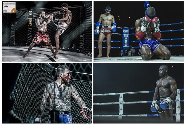 Fotografías de MMA, Marcos Cebrián