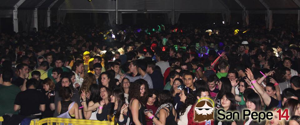 En San Pepe siempre hay conciertos para acabar la fiesta de la mejor forma posible
