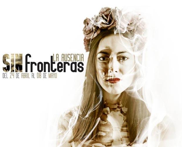 Cartel de la 4ª edición del Festival Sin Fronteras