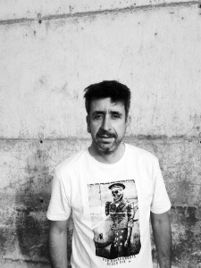 Juan Carlos Calleja, pintor y gastrónomo
