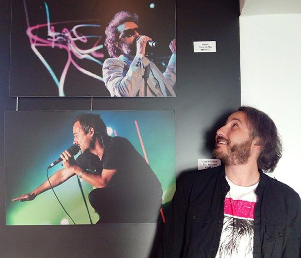 """Entrevista a Jaime Oriz sobre """"Live in Zaragoza"""""""