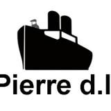 Pierre d.la, poesía visual