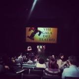 Una gala homenaje al teatro aragonés