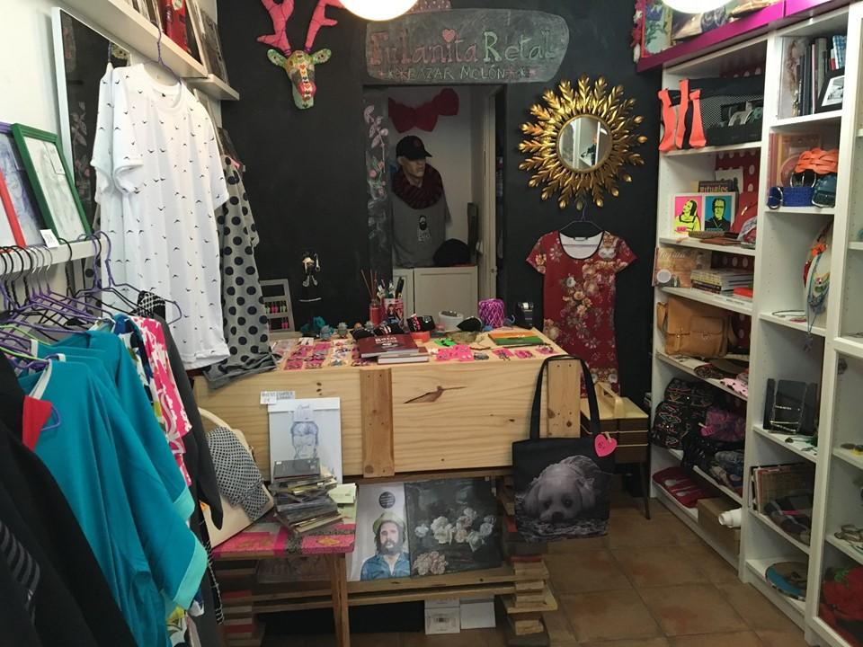 tienda fulanita retal Zaragoza