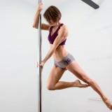 La Industria del Pole, aprender acrobacias en Zaragoza