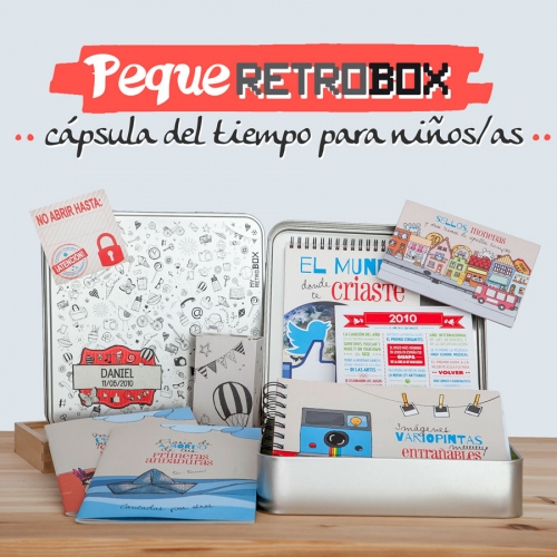 Tus recuerdos y My Retrobox