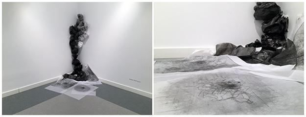 La de(con)strucción del objeto mapa (2015), Saskia Rodríguez