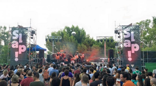 Anfiteatro Slap! Festival