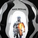 Creatividad para tu casco de moto en Zaragoza