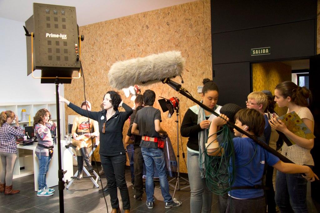 Escuela de Cine Zaragoza