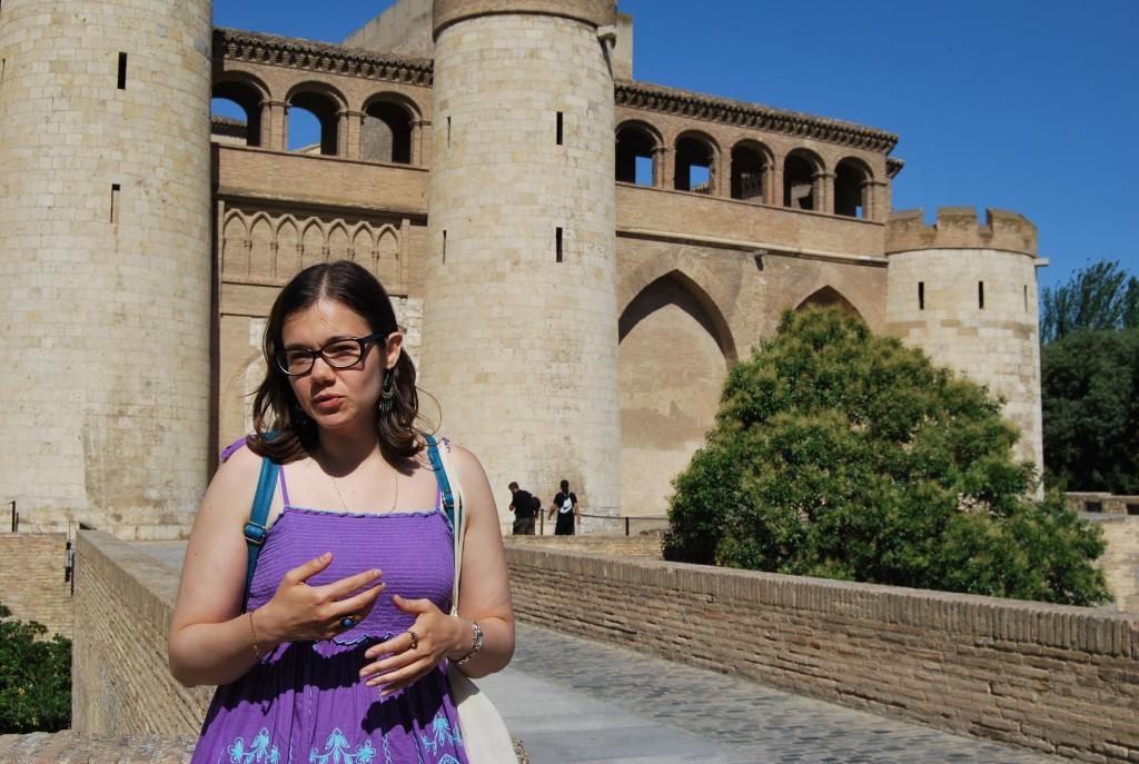 Gozarte Historias de la Aljaferia