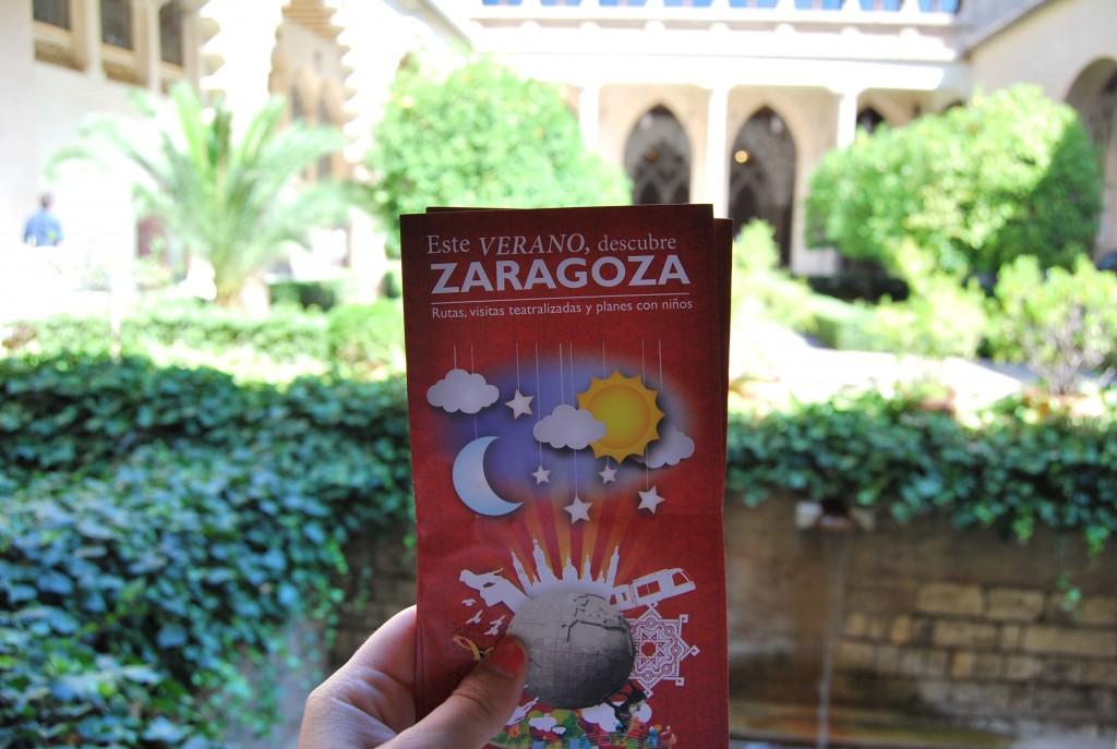 Rutas Guiadas en Zaragoza en Verano