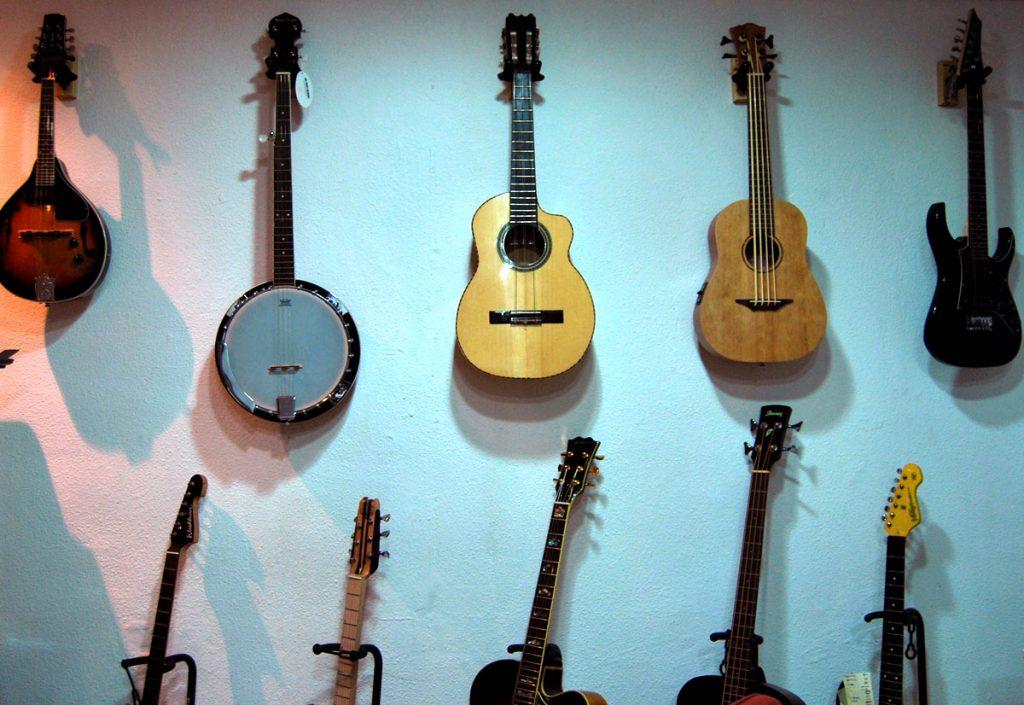 Especialista en Guitarras en Zaragoza