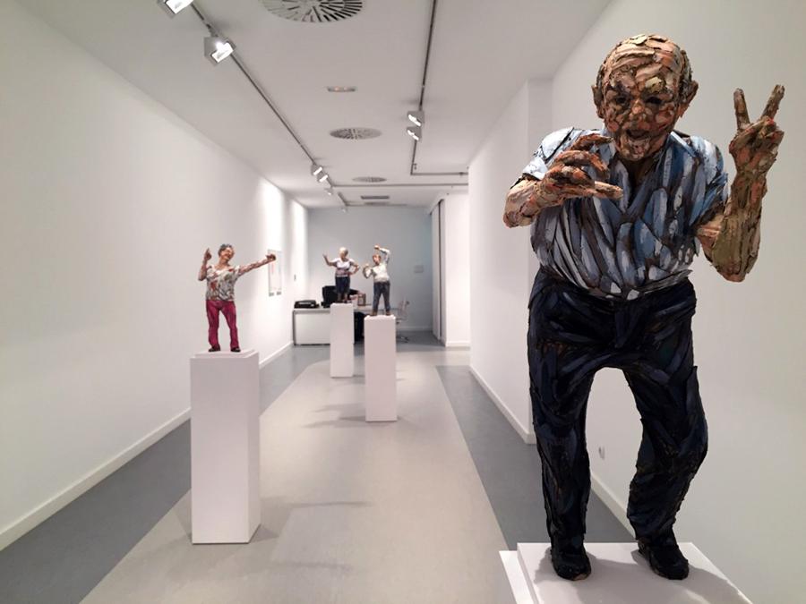 'Selfie' de Steve Gibson en A del Arte