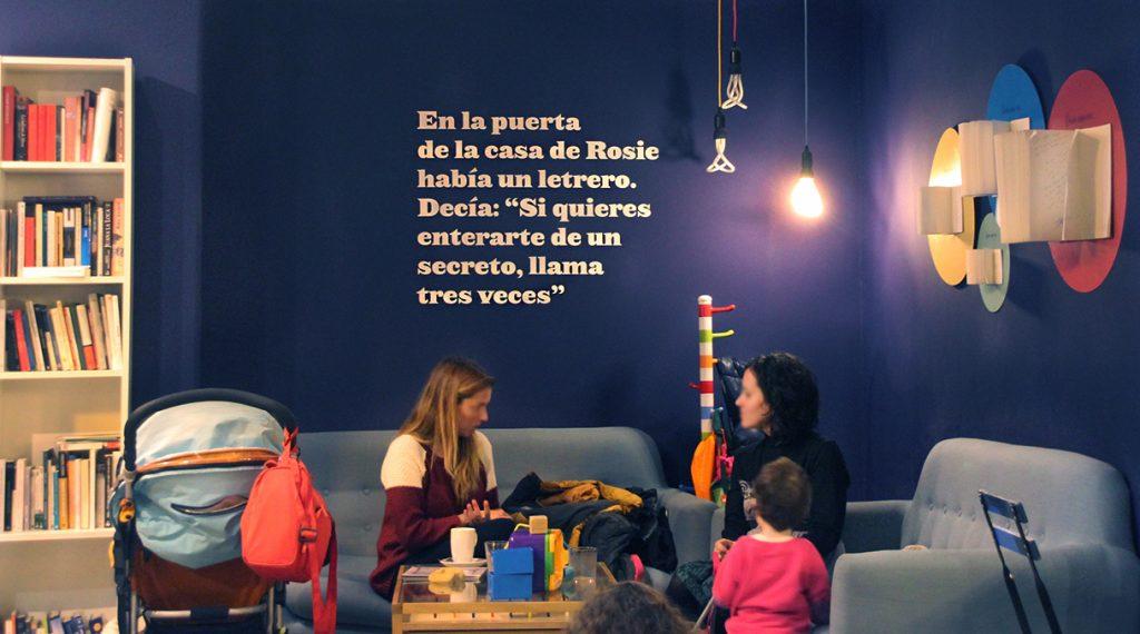 Érase una vez… Dídola, una librería cafetería para niños diferente