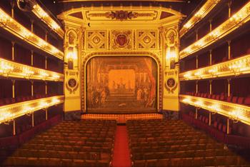 visita guiada Teatro Principal
