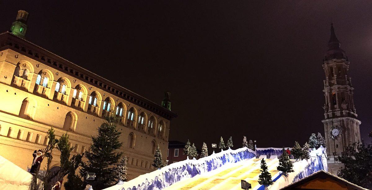 Zaragoza en Navidad y actividades infantiles, la combinación perfecta