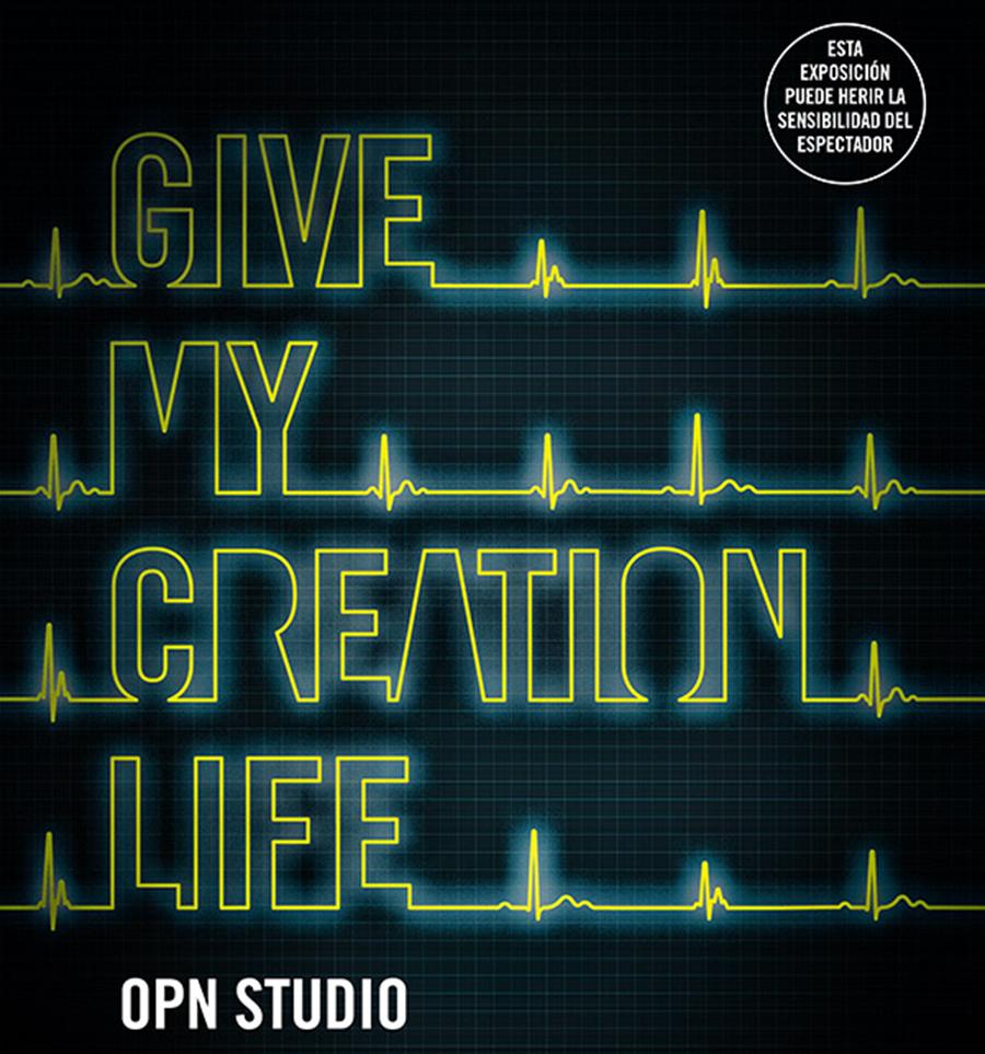 OPN Studio. Give my creation… Life!