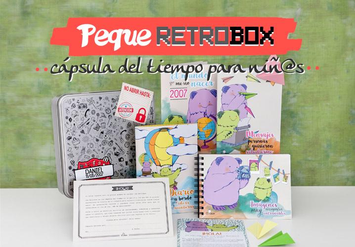 My Retro Box para niños