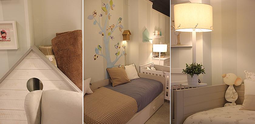 El cuarto creciente, decoración infantil con estilo para bebés y peques