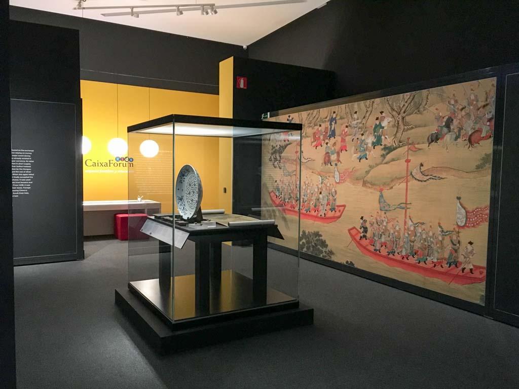 Ming, el imperio Dorado en Caixa Forum Zaragoza