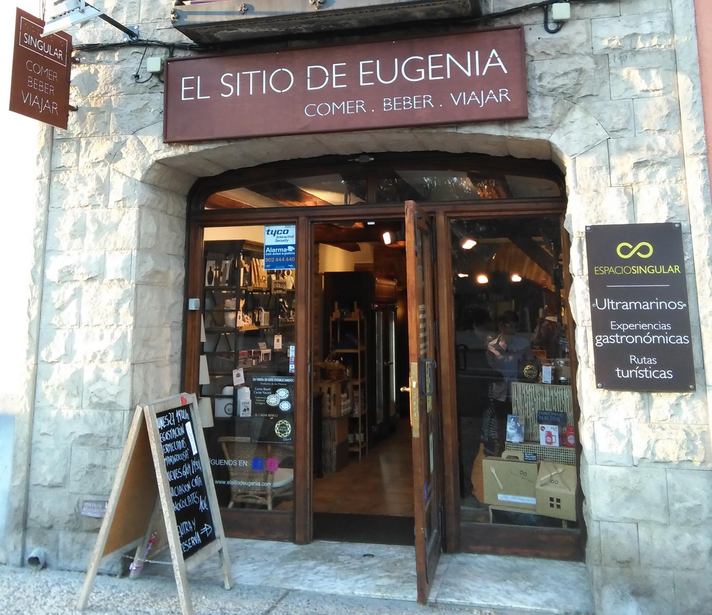 El Sitio de Eugenia. El placer de saborear la gastronomía turística.