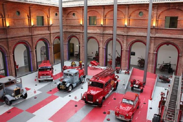 Museo del fuego Zaragoza